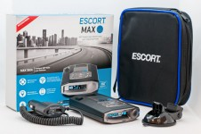 Escort newest 360 degrees premium detector.