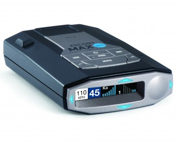 Radar detector Escort MAX 360c International - Escort newest 360 degrees premium detector.